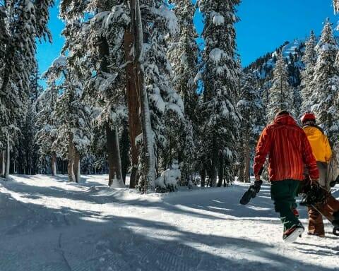 Burton-White-Collection-Snowboard-on-GeorgeTownPost